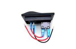 Dc 4-30V voltage meter With panel and Breaker Manufacturers, Dc 4-30V voltage meter With panel and Breaker Factory, Supply Dc 4-30V voltage meter With panel and Breaker