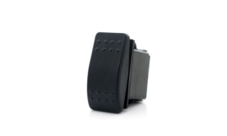 Marine 7 Pins on-off-on Dpdt Waterproof Rocker Switch