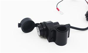 Motorcycle Waterproof 3.1a USB Socket Car Charger