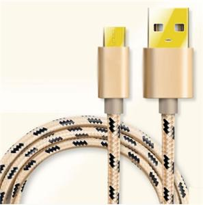 Data Transfer and charging Micro Usb Cable with Nylon leads Manufacturers, Data Transfer and charging Micro Usb Cable with Nylon leads Factory, Supply Data Transfer and charging Micro Usb Cable with Nylon leads