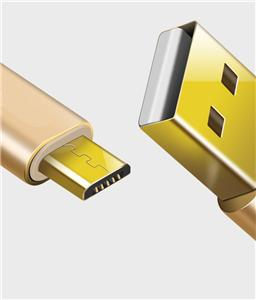 Fast Charging Micro Android Metal Usb Cable Manufacturers, Fast Charging Micro Android Metal Usb Cable Factory, Supply Fast Charging Micro Android Metal Usb Cable