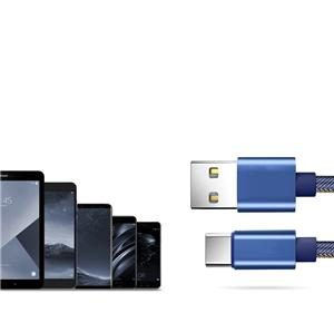 High Speed USB Type-c cable for Mobile Phone Manufacturers, High Speed USB Type-c cable for Mobile Phone Factory, Supply High Speed USB Type-c cable for Mobile Phone