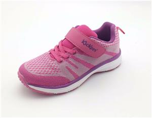 Flyknit Casual Shoes Running Shoes hook&loop Kid Shoes