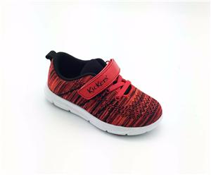 Autumn Breathable Flyknit Kids Fashion Sneakers Child Breathable Shoes