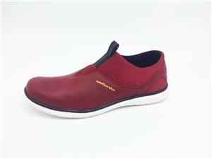 Men soft casual Leather Loafer slip on Shoes