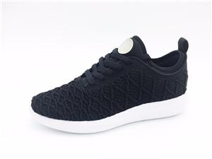 Casual Flyknit Shoes Fashion Sport Shoes for Girls
