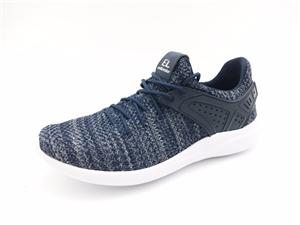 Men Shoes Casual Shoes Flyknit Breathable shoes Lace up Flats Fashion Lightweight Male Footwear