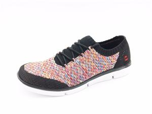 Women Casual Shoes Air Flyknit Lace-up EVA Lightweight Shoes Breathable Shoes
