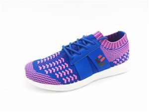 Women Casual Shoes Fashion Lightweight Footwear Breathable Flyknit Shoes for Women