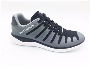 Men Casual Shoes Breathable Men Shoes PU Leather Upper Footwear