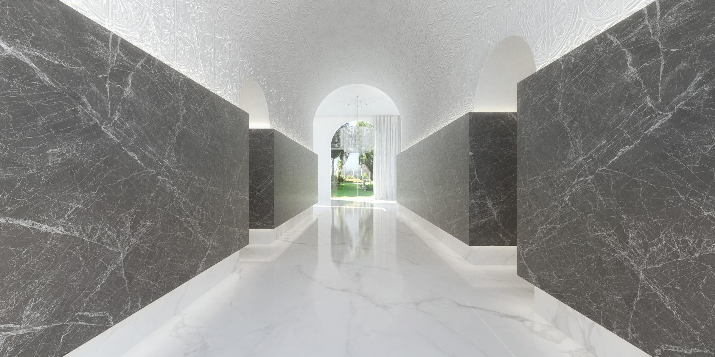 GANI Marble Tiles In 2019 CERSAIE