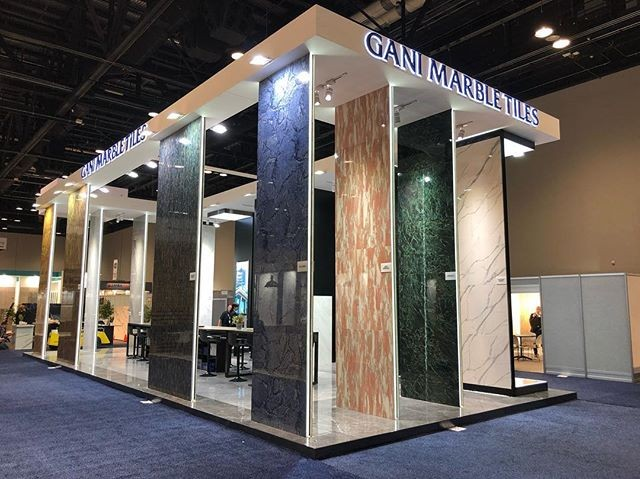 Gani Took Center Stage in America Coverings 2019