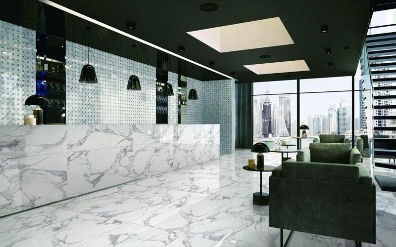 Statuario White Marble Tiles Manufacturers, Statuario White Marble Tiles Factory, Supply Statuario White Marble Tiles