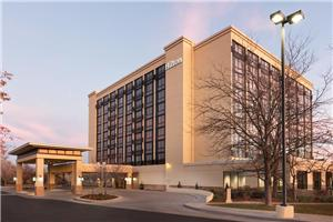 HILTON IN FT COLLINS, COLORADO, AMERICA