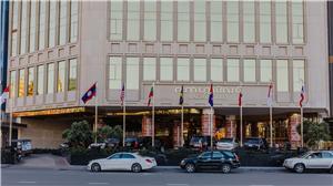 NAGA HOTEL、CAMBODIA