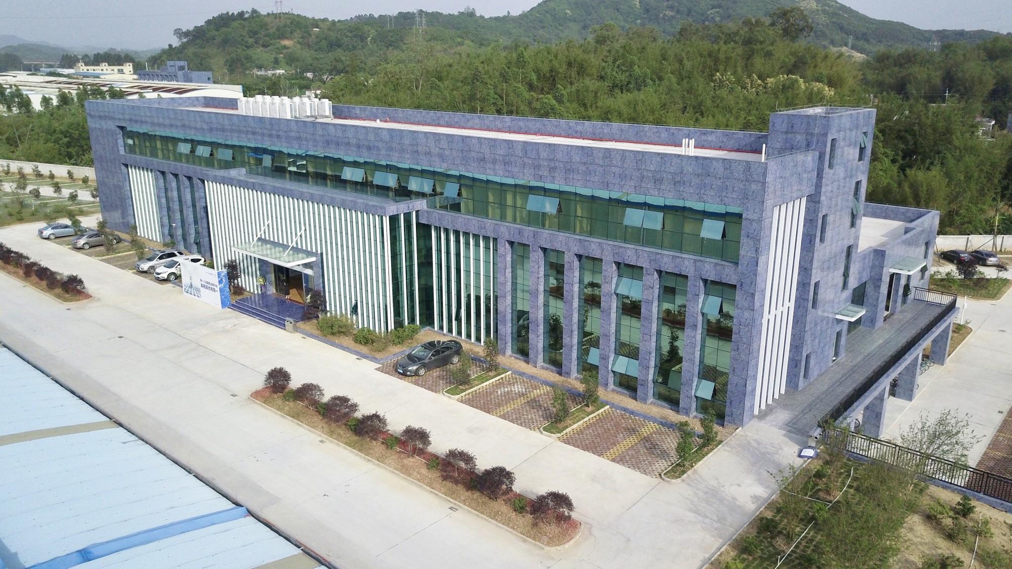 World' First Marble Tiles R&D Center
