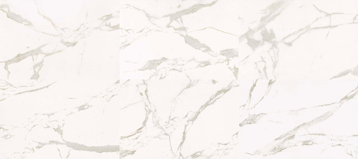 high-end space White Marble Tiles