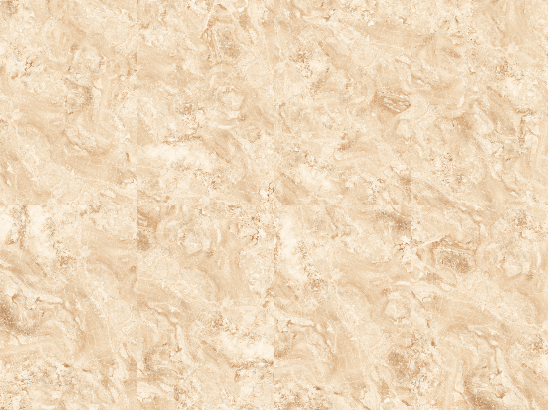 high-end space Beige Marble Tiles