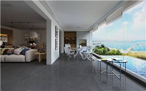 Pietra Grey Marble Tiles