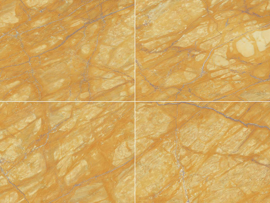 gold marble tile