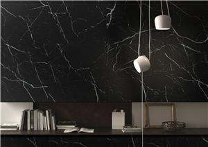Nero Marquina Black Marble Tiles