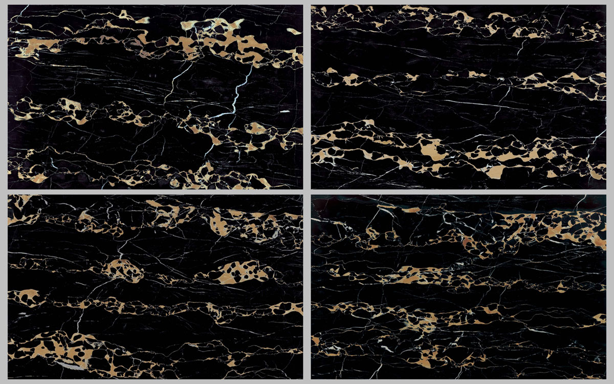 black marble look tile