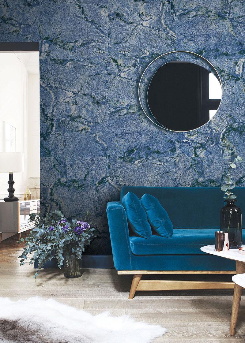 Azul Bahia Blue Marble Tiles Manufacturers, Azul Bahia Blue Marble Tiles Factory, Supply Azul Bahia Blue Marble Tiles