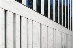 Statuario Calacatta White Marble Relief Tiles