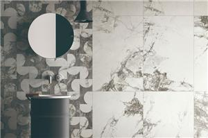 Gamper Grey Marble Tiles