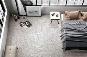 Carreaux de marbre gris Fior Di Pesco Carnico