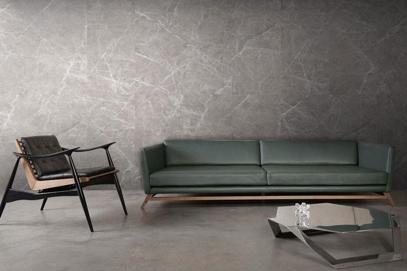 Claros Grey(light) Grey Marble Tiles