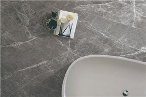 Carreaux de marbre gris Claros gris (foncé)
