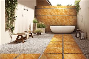 Giallo Siena Yellow Marble Tiles