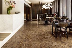 Marron Emperador Brown Marble Tiles