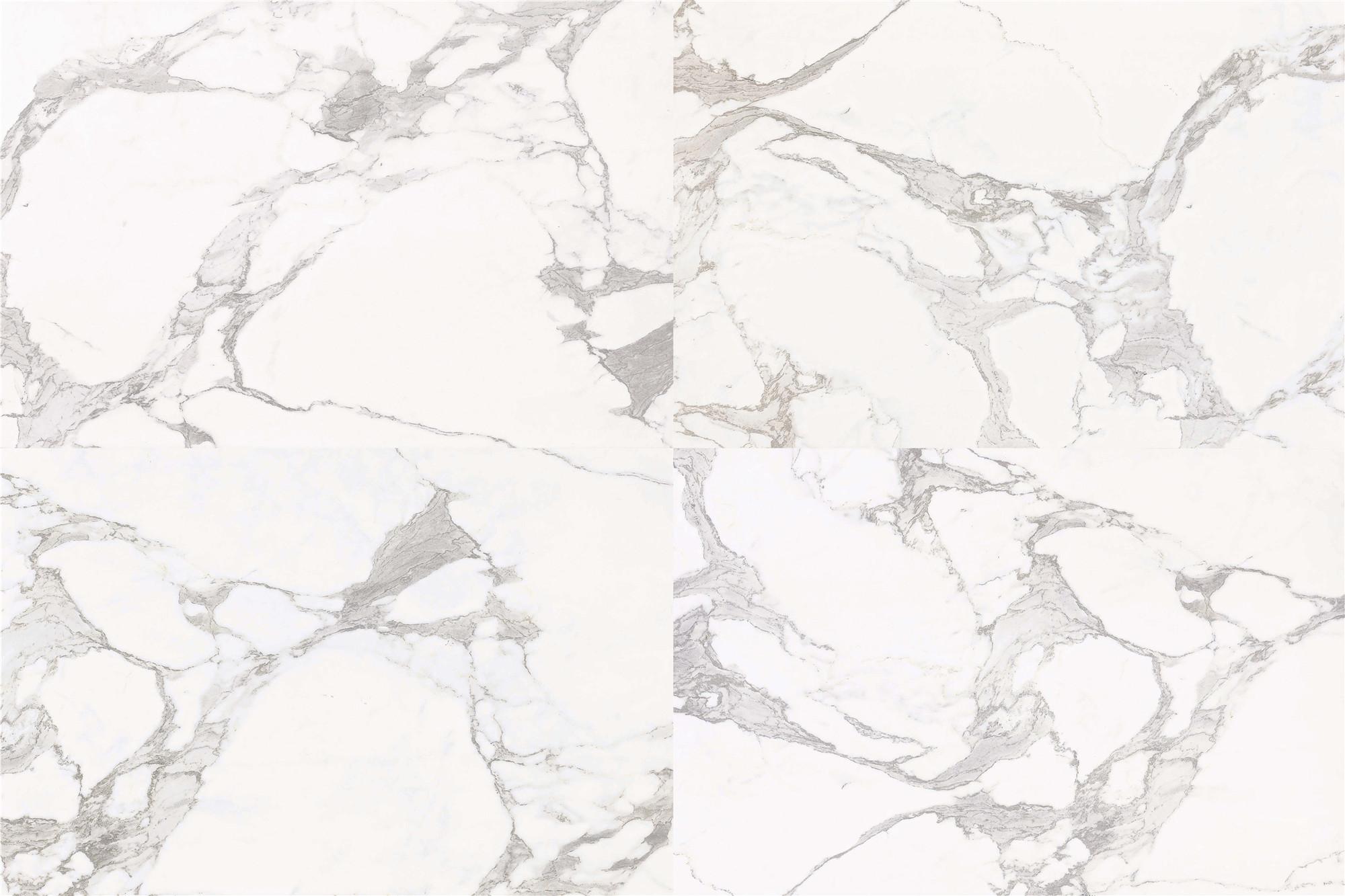high hardness White Marble Tiles