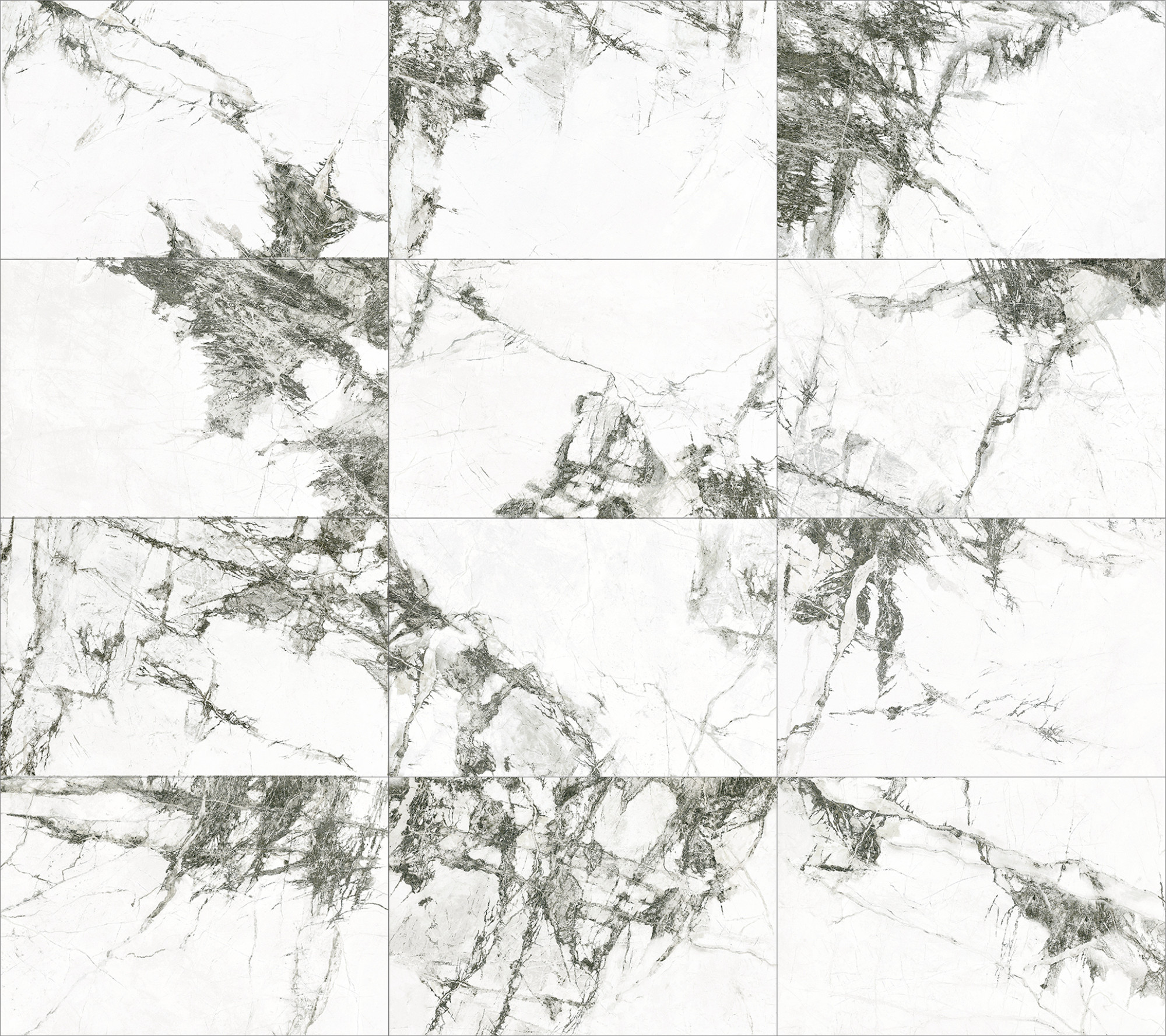 grey marble mosaic tiles