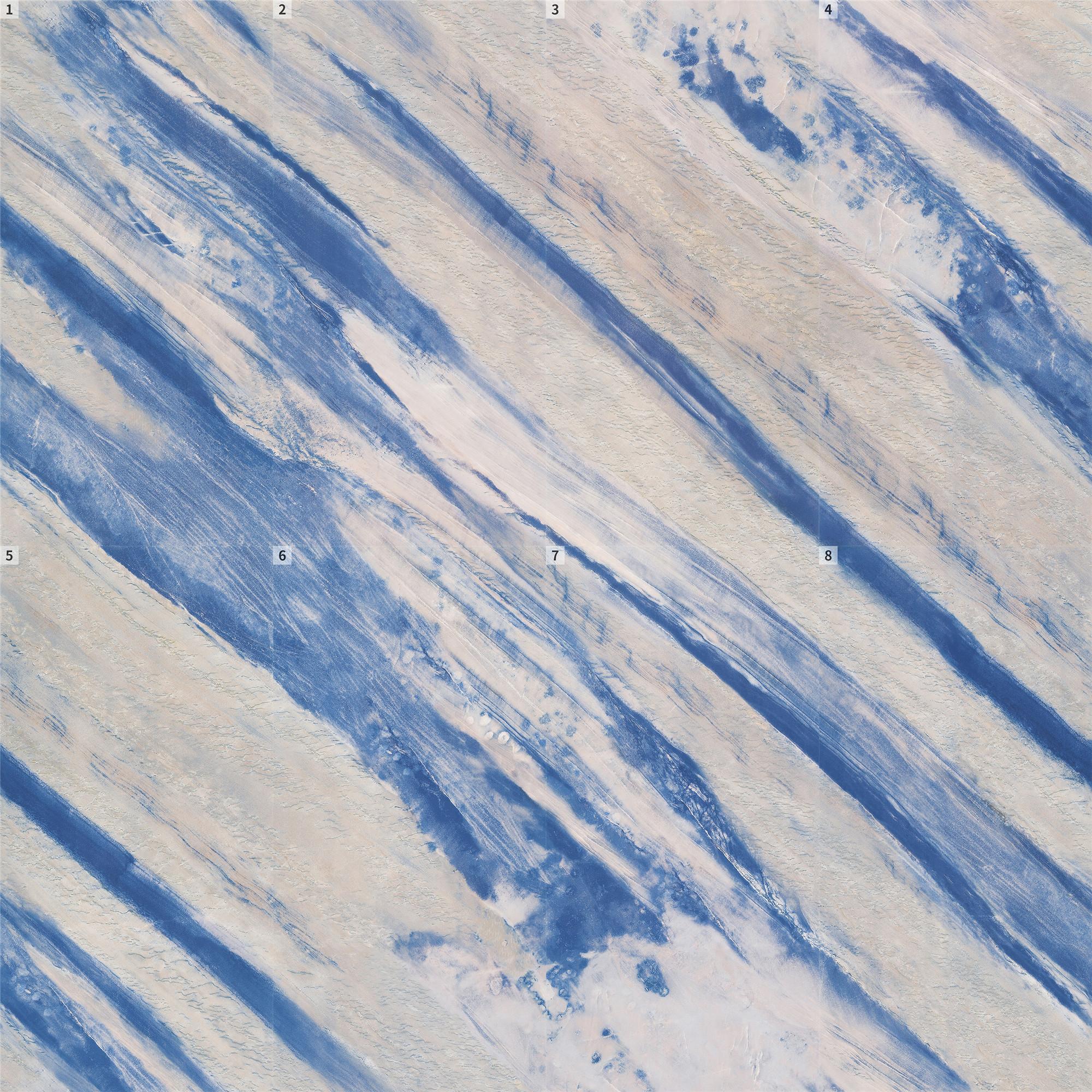 Azulejos de mármol azul Azul Macaubas