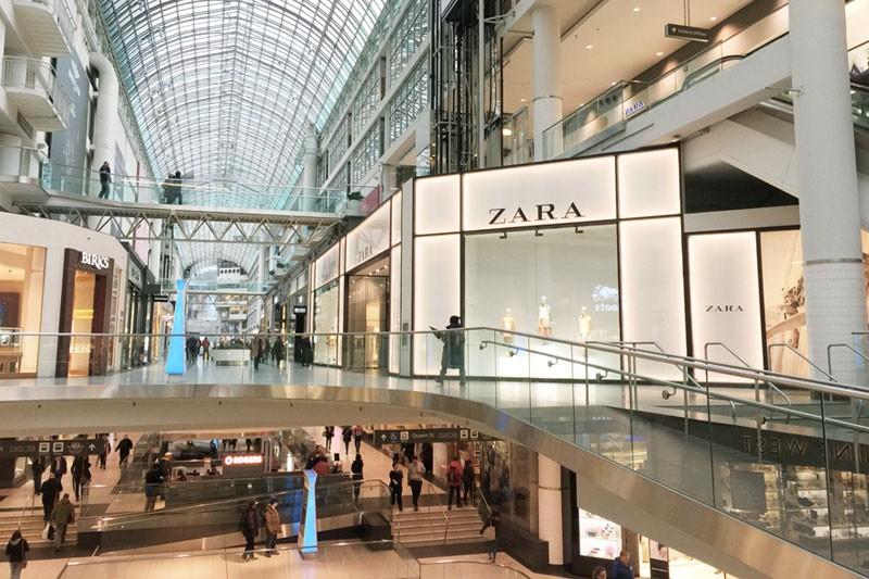 ร้าน ZARA เชน