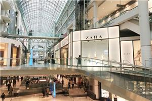 ZARA CHAIN SHOPS