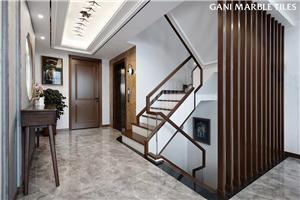 China Shanghai Villa dengan medali bersama yang lancar