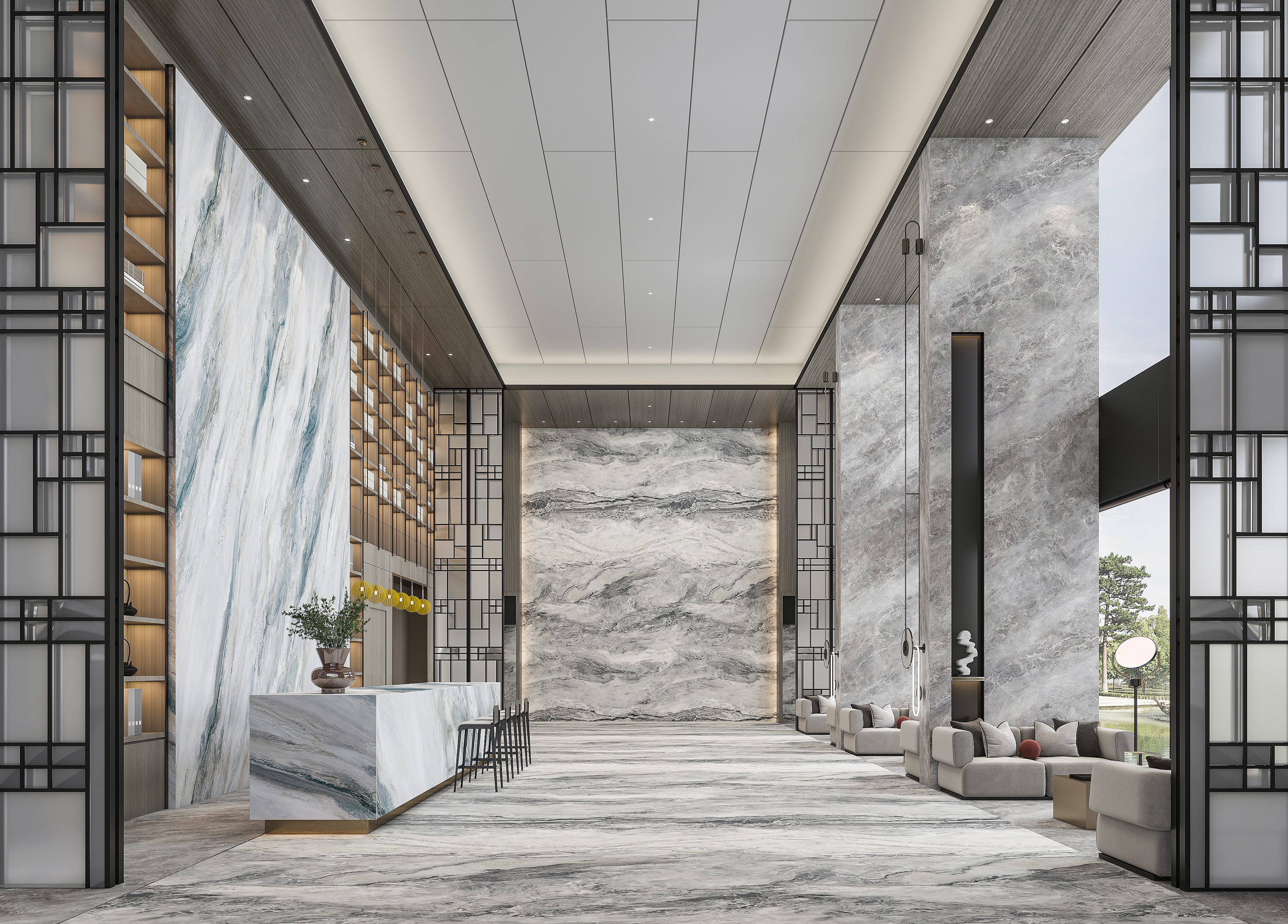 Louis Grey Marble Tiles Manufacturers, Louis Grey Marble Tiles Factory, Supply Louis Grey Marble Tiles