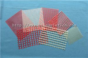 Electric Resin Impregnated Glass Fiber Meshes