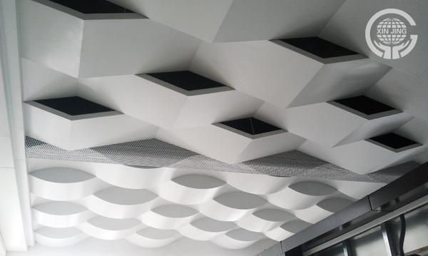 aluminum curtain wall system