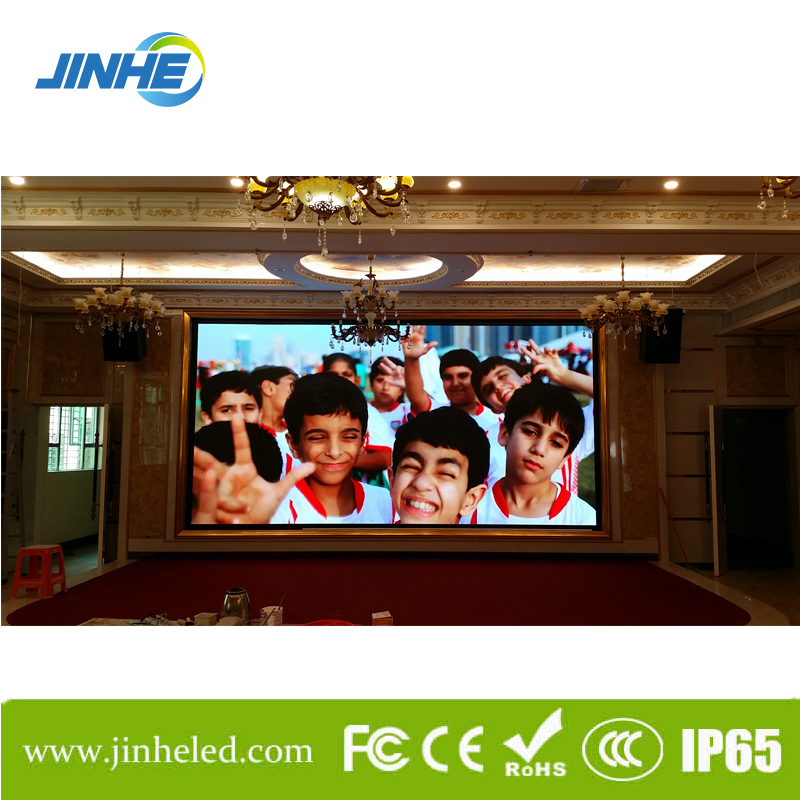 indoor P3 led display screen