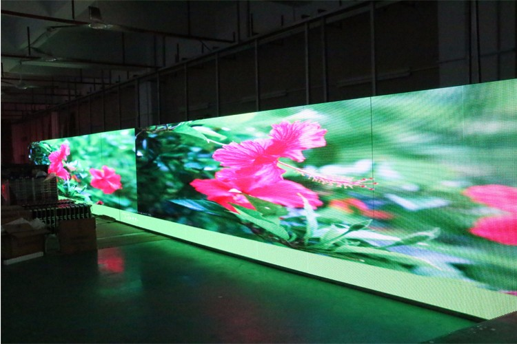 LED display of the intelligent future how to achieve?