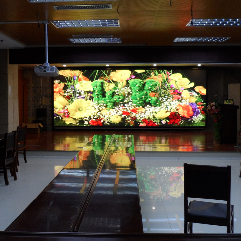 Indoor P2.5 LED display