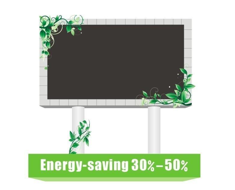 Energy-Saving LED display