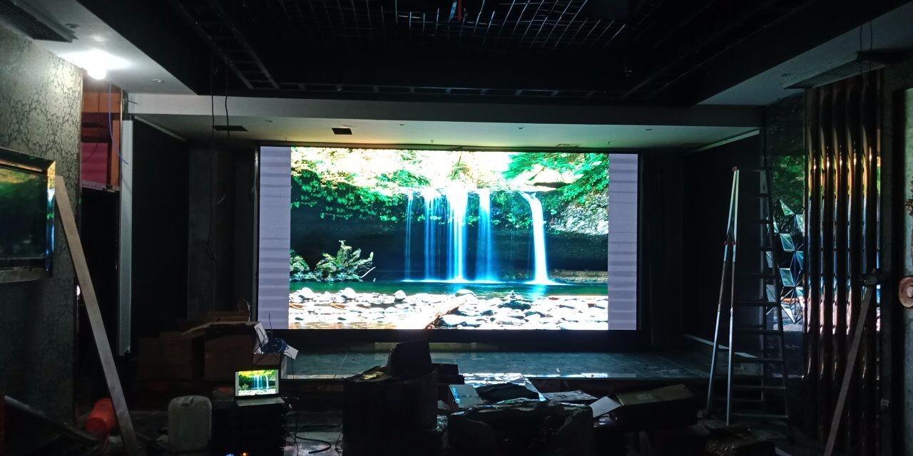 Hotel Pre-function Room Screen Design