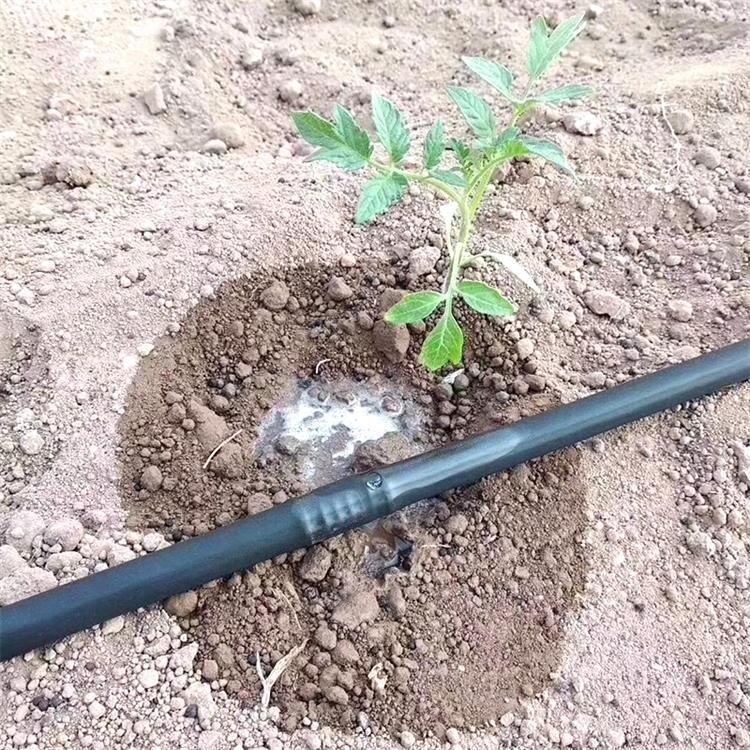 Agricultura Tubería de agua Riego por goteo Tubería de PE
