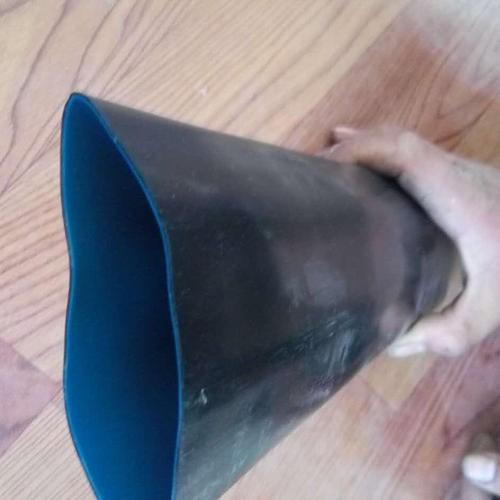 Plástico Layflat Manguera de agua PE Manguera de tubería de riego por goteo